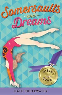Somersaults and Dreams - Rising Star Book cover